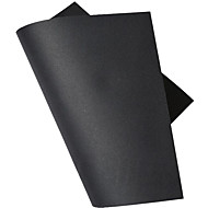 110g120g sided papelão preto kraft flor saco de papel compotas touro preto