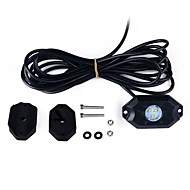 KAWELL CREE LED RGB Rock Light Kits  Vehicle PODs Under Cars Trucks Interior and Exterior ATV SUV etc