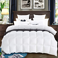 Down-Proof Super Soft Plush Feather Thick Warm Winter Quilt    Bedding Set