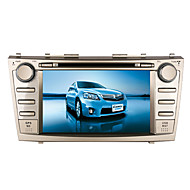 1024*600 Double 2 Din Quad Core 8 Android 5.1.1 Car DVD GPS Navigation For Toyota Camry 1024*600 HD Head Unit Car Stereo