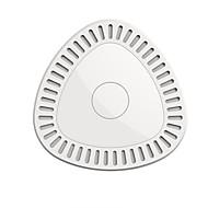 intelligente hjem røg alarm 4.5V med batteri strømforsyning og tænd selvtest
