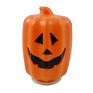 1pc Halloween Dekorationen bar Artikel lange Kürbis-Lampe LED-Schalter