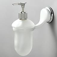 כלי לסבון / מראה מלוטשת / התקנה על הקיר /9.5*6*15cm(3.7*2.36*5.9inch) /פלדת אל חלד /מודרני /9.5cm 6cm 0.4
