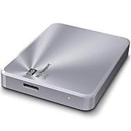 Western Digital můj pas ultra kov 3TB 2TB 1 TB Přenosný externí pevný disk USB 3.0