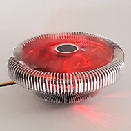 クールなNARUTO  - ナルト - スターD1010のCPUファンラジエーター赤マルチプラットフォーム