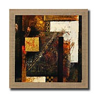 מצויר ביד מופשט / מפורסם / L ו-scape / טבע דומם / Fantasy / פרחוני/בוטני / נוף אבסטרקט ציורי שמן,מודרני / ריאליסטי פנל אחד בדציור שמן
