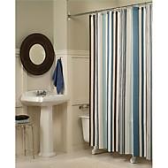 מודרני פוליאסטר 1.8*1.8M  -  איכות גבוהה וילונות מקלחת