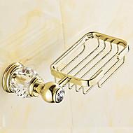 Miska na mýdlo / Vintage mosaz / Na ze´d /6.3*4.7*1.6 inch /Mosaz /Moderní /16CM 12CM 0.5KG