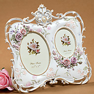 1PC Original Europea-Style Cozy Holiday Gift Family Bureaux Counter Decorations Photo Frame Color Random