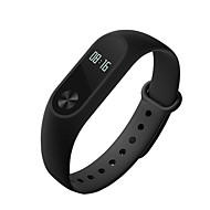 Xiaomi® Mi band 2 Smart Bracelet Activity TrackerWater Resistant/Waterproof Long Standby Calories Burned Sports Health Care Heart Rate