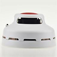røgalarm med dobbelt rød kuppel lys alarm mode og meget følsomme røg sensor