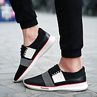 Men's Loafers & Slip-Ons Spring / Summer / Fall / Winter Comfort Tulle Casual Flat Heel Gore
