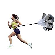 トレーニング用品 高通気性 / 調整可能 ランニング ナイロン 黒フェード