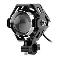 U5 변압기 30w 레이저 대포 오토바이 헤드 라이트 변환 스포트 라이트 스트로브 높은 전력 안개 빛을 주도