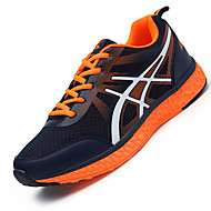 Men's Sneakers Spring / Fall Comfort Tulle Outdoor / Athletic /  Black / Blue / OrangeTennis / Walking / Badminton