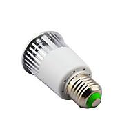 5 E14 / B22 / E26/E27 Lâmpadas de Foco de LED MR16 1 LED de Alta Potência 450 lm RGB Regulável / Controle Remoto AC 85-265 V 1 pç