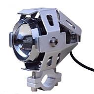 motorcykel førte lys U5 30W 12V laser kanon transformatorer elbil konvertering førte Forlygtepære forlygte