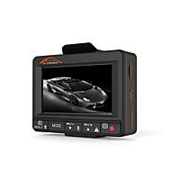 Auto dvr K1S Dual-Kamera 1080p HD-Video-Recorder digitale Front-Kamera hinten G-Sensor Rückspiegel Kamera