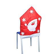Hälfte Stereo Vlies Weihnachten alter Mann Stuhl setzt Weihnachtsschmuck