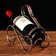 Stojany na víno Slitina železa,23*11*22CM Víno Příslušenství