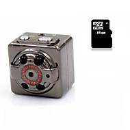 Andet Metal Mini Videokamera 720P 1080P Sort 1.4