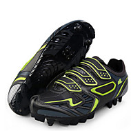 Men's Athletic Shoes PU Outdoor Athletic Red Green Cycling