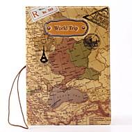 Putovanje Etui za putovnice i osobne iskaznice Korice za putovnicu Putna kutija Vodootporno Otporno na kišu Prašinu Prijenosno PVC