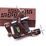 uhlíková ocel tetování dragonhawk tetování stroj prémie železo 10 zábal napájení tetování odstín tetování továrna speciální velkoobchodní