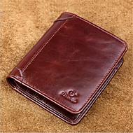 남성제품 PU 캐쥬얼 / 야외 지갑
