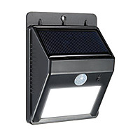 Solar Light  URPOWER 8 LED Outdoor Solar Powered Wireless Waterproof Security Motion Sensor Light for Patio Deck Yard Garden Driveway Outside Wall