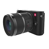 Xiaomi YI M1 Mirrorless Digital Camera with 12-40mm F3.5-5.6 Lens / 42.5mm F1.8 Lens / 20MP / 4K / 30FPS / Storm Black