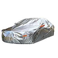 automotive beklædningsgenstande aluminiumfilm sol tøj. Hafei bil suv bil dækning vandtæt solcreme isolering skygge bil dækning