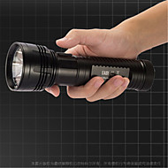 Nitecore® EA81 LED Flashlights/Torch LED 2150 Lumens 5 Mode Cree AA Impact Resistant Compact Size Super LightCamping/Hiking/Caving Everyday