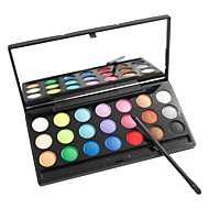 21 Eyeshadow Palette Matte Eyeshadow palette Cream Set Daily Makeup