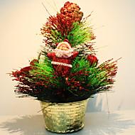 mini julgran furu bollen prydnader