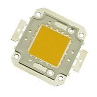100W 9000lm 3000K warm weiß LED-Chip (30-35v)