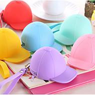 beyzbol şapkası renkli silikon değişim çanta