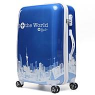 Unisex Plastic Outdoor / Professioanl Use Luggage