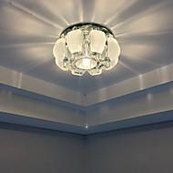 תאורת תקרה קריסטל / LED / סגנון קטן / נורה כלולה חלק 1