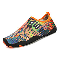 Unisex Athletic Shoes Spring / Summer / Fall Comfort / Jelly Fabric Outdoor / Athletic Flat Heel Slip-on Black / Yellow / Red / Orange