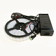 z®zdm 5m 140w 600 * 5050 SMD 9600lm branco frio / quente (ac100-265v)