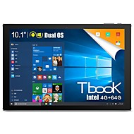 "Teclast Tbook-10 Android 5.1 / Windows 10 Tableta RAM 4 GB ROM 64 GB 10,1 "" 1920*1200 Čtyřjádrový"