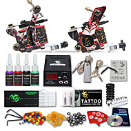 Dragonhawk® Starter Tattoo Kit 2 Machines