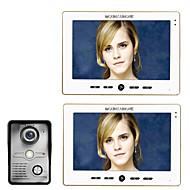 480*234 90 CMOS Sistemul doorbell Cu fir Sonerie video multifamilială