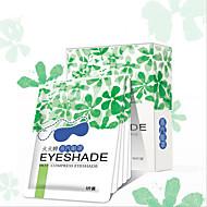 Oči masážní pomůcka Maska na oči Nahřívací polštářky Pomáhá proti nespavosti / Stimuluje krevní výměnu. Přenosný / Prodyšné Bavlna 1
