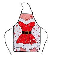 den nye stil kvinde sexet forklæde julepynt jul forklæde