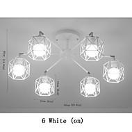 40W Montagem do Fluxo ,  Contemprâneo / Rústico / Retro Pintura Característica for Designers MetalSala de Estar / Quarto / Sala de Jantar