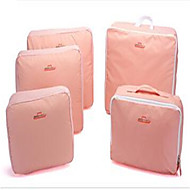 Herren Bag Sets PVC Normal Blau Rosa