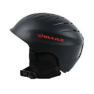 ספורטיבי Helmet Unisex Snow Sport Helmet One Piece / Urheilu Sports Helmet Snow Helmet PC Lumiurheilu / Talviurheilu