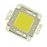 ZDM ™ 100W 9000lm 6000K koel wit led-chip (30-35v)
